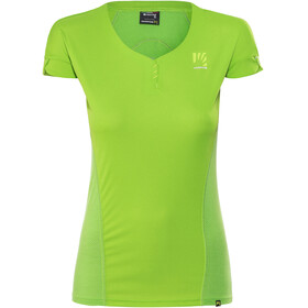 Karpos Moved Jersey Women Apple Green